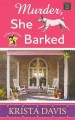 Go to record Murder, she barked [text (large print)]