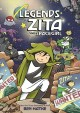 Go to record Zita the spacegirl. Book two, Legends of Zita the spacegirl