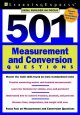 Go to record 501 measurement and conversion questions